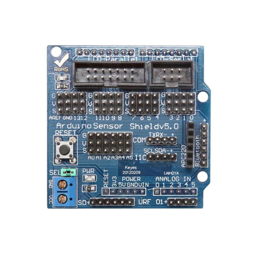 Arduıno Uno Sensör Shieldi V5.0