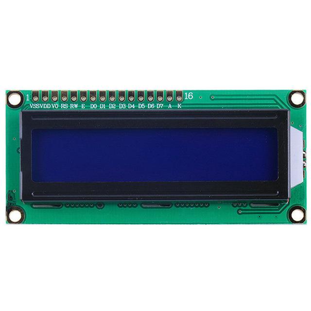 LCD1602 (Sarı Mavi Arka Işıklı)