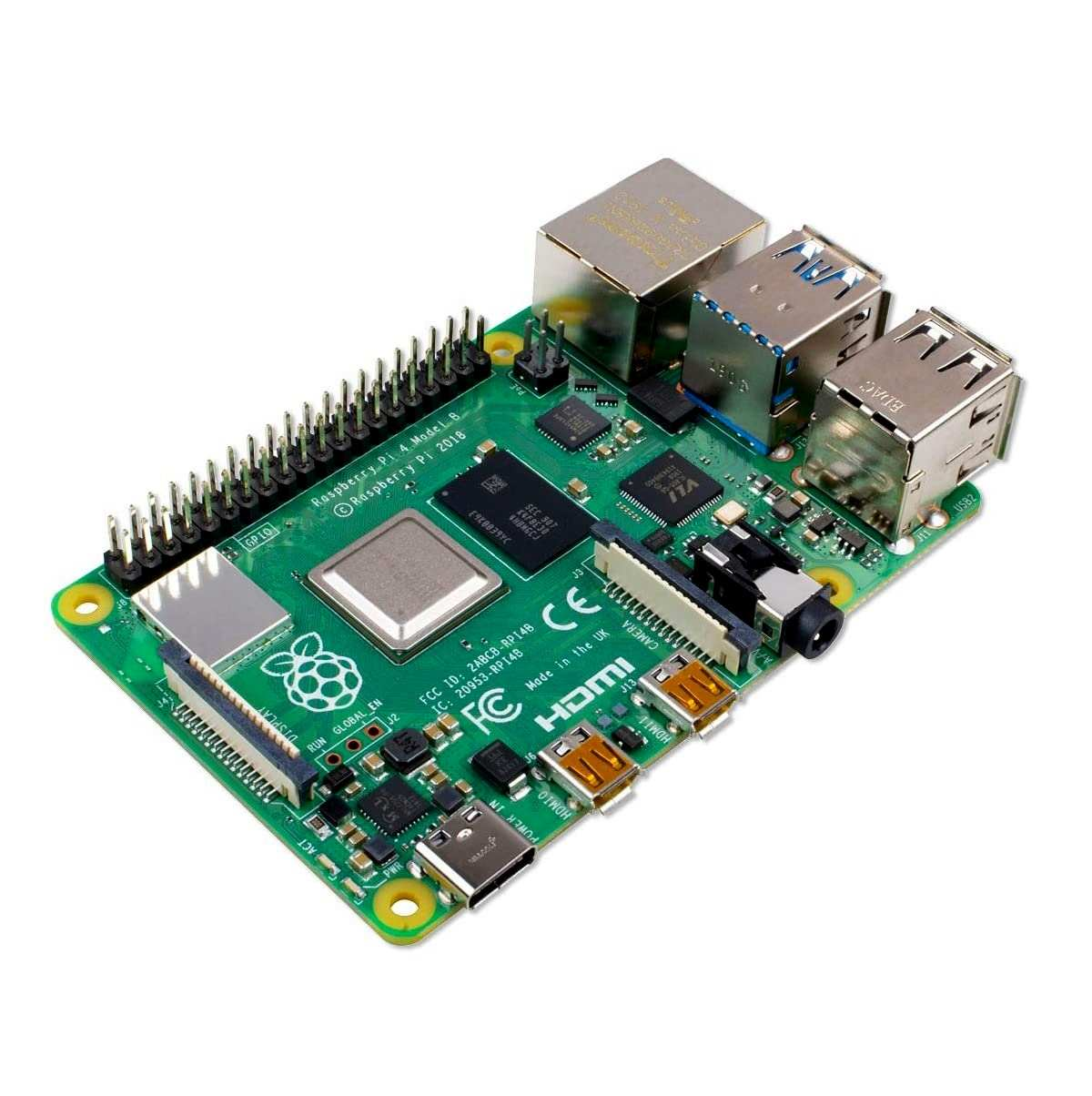 Raspberry Pi 4 Model 4GB
