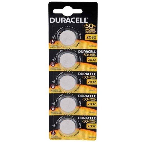 Duracell CR2032 Pil 5li Paket