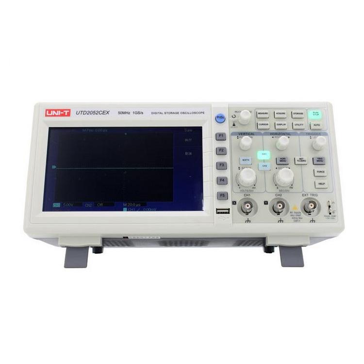Unit UTD 2052 CEX 50 MHz Dijital Osiloskop