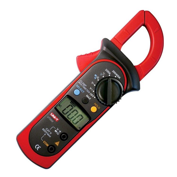 UT-202 Pensampermetre ve Multimetre