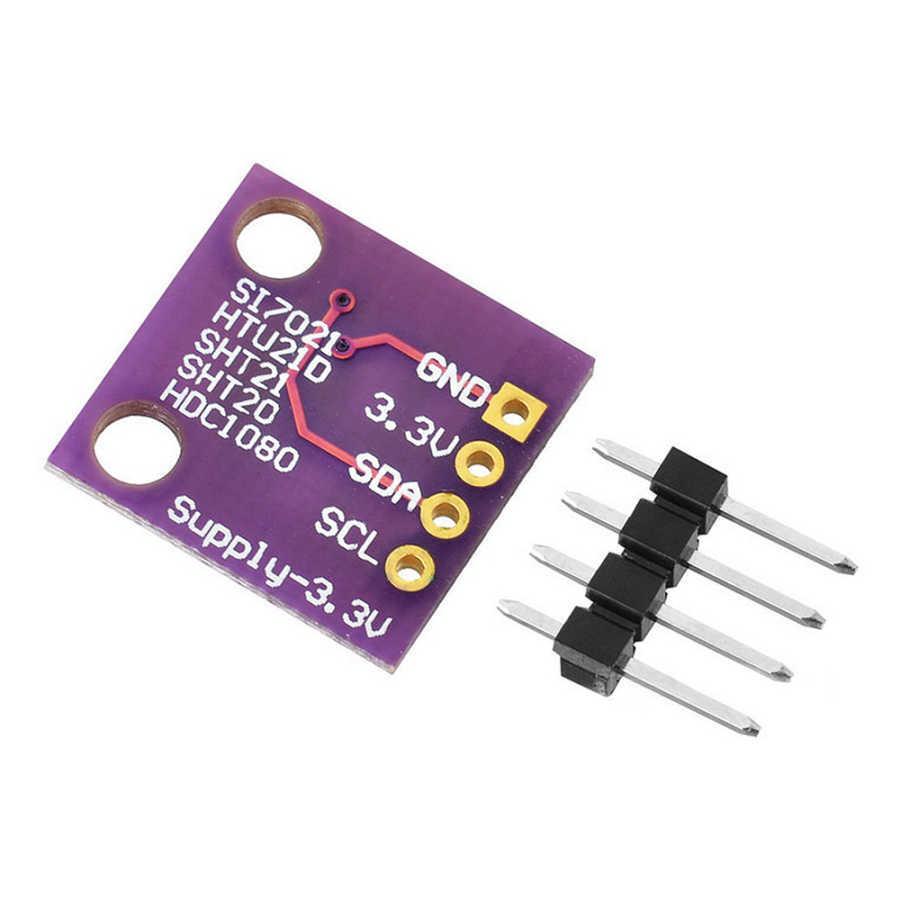 SI7021 Sıcaklık ve Nem Sensörü