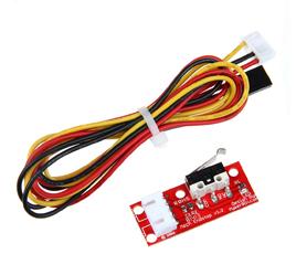 Mekanik Endstop Anahtar A Modülü 3 Pin Kablo