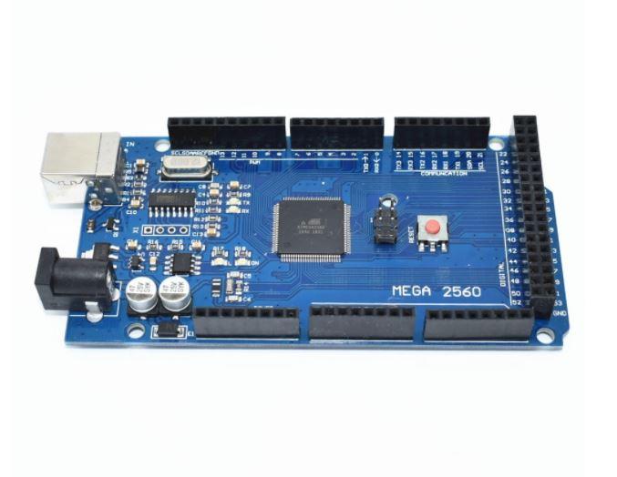 Arduıno MEGA 2560 R3 Geliştirilmiş CH 340 Chip (Usb Kablosu Dahil)