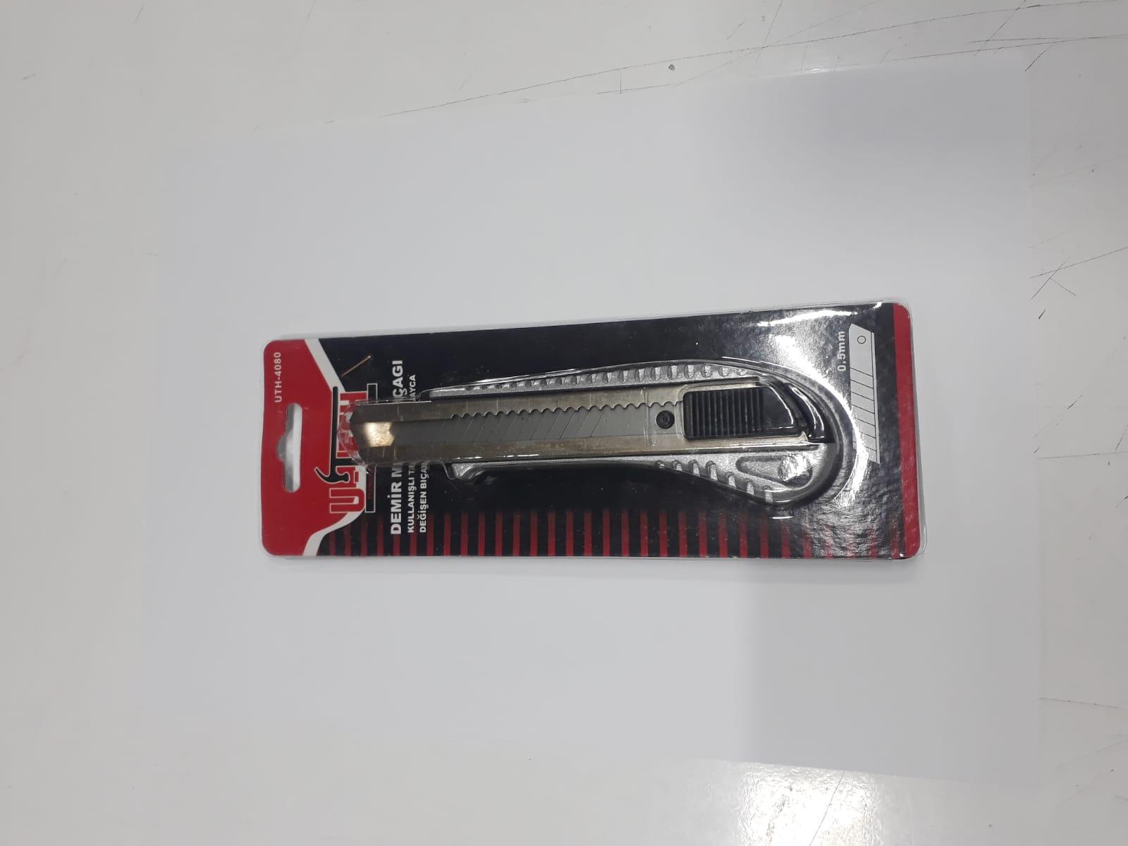 U-TECH UTH-4080 Maket Bıçağı (Falçata)