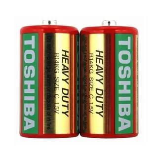 Toshiba Küçük Boy Bidon Pil 1.5 Volt 2li