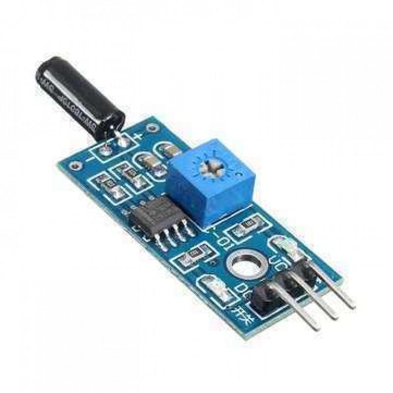 AC Tipi Titreşim Sensör Modülü
