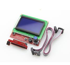Reprap RAMPS 1.4 3D Yazıcı 128x64 Akıllı LCD Ekran