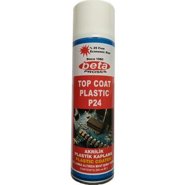 BETA P24 Akrilik Plastik Kaplama Spreyi 250ml