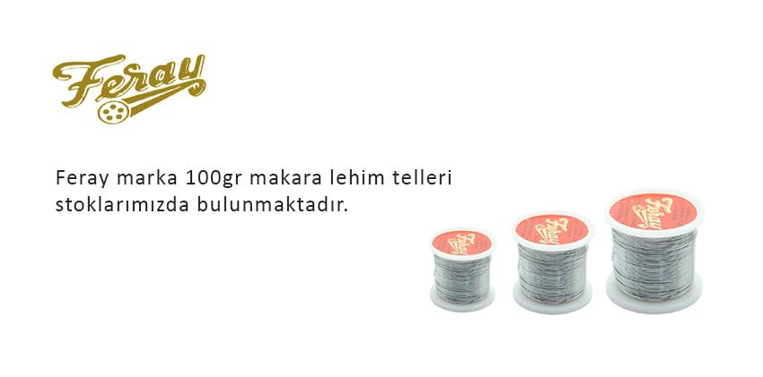 Feray 100gr Lehim Teli