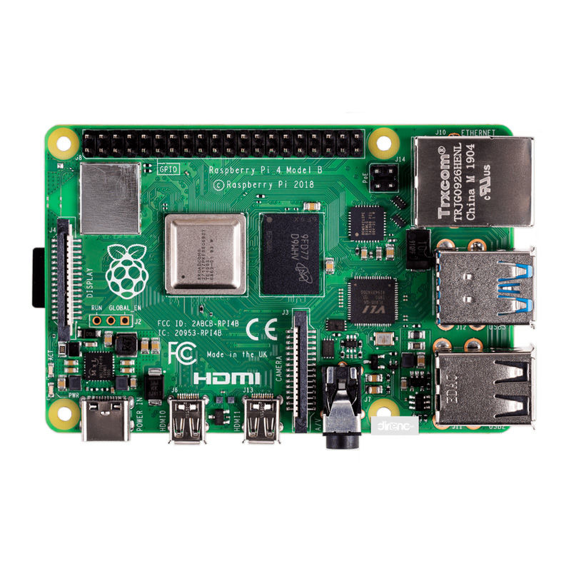 Raspberry Pi 4 Model 4B 2GB