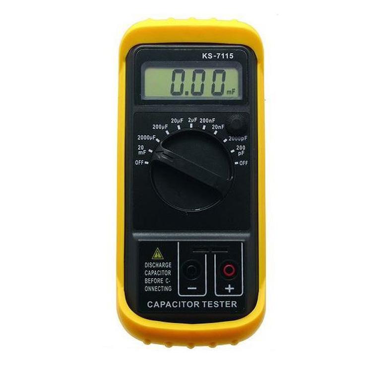 KT7115 Kapasimetre