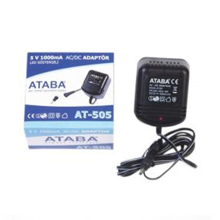 AT-505 5V 1000mA AC/DC Adaptör