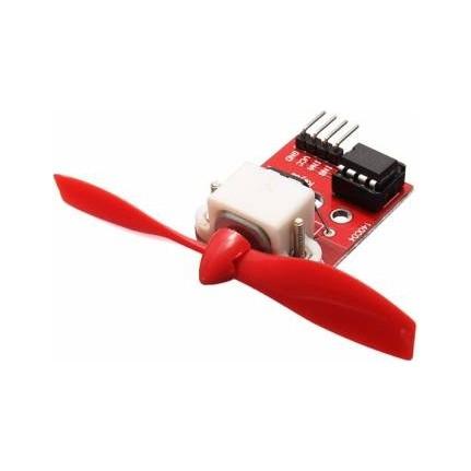 L9110 Yangın Söndürme Robotu Fan Modülü