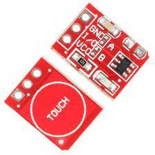 TTP223 Dokunmatik Sensör Modülü