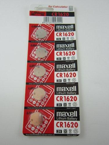 Maxell CR1620 Pil 5li Paket