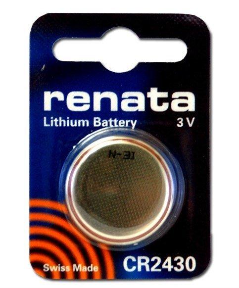 Renata CR2430 Pil