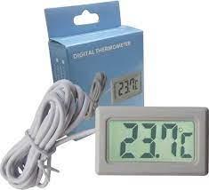 TL8009 Dijital Termometre