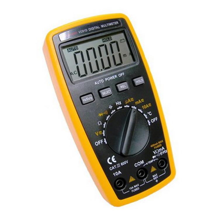 VC81D Dijital Multimetre