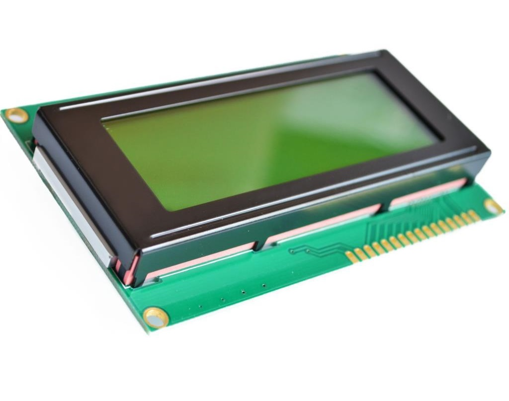 LCD2004 (Mavi Arka Işıklı)