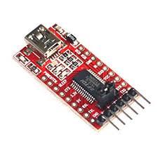 FT232RL FTDI USB TTL Seri Haberleşme Dönüştürücü Modülü