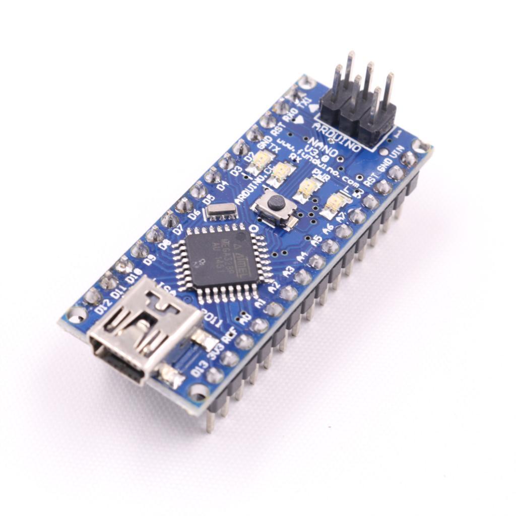 Arduıno Nano v3.0 Geliştirilmiş CH340 Chip (Usb Kablosu Dahil)