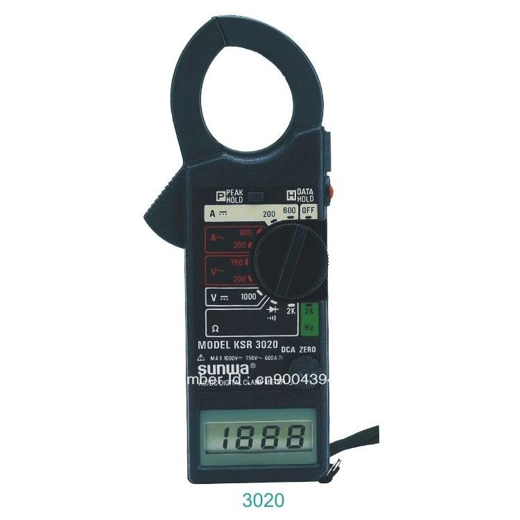 DT-3020 Pensampermetre ve Multimetre
