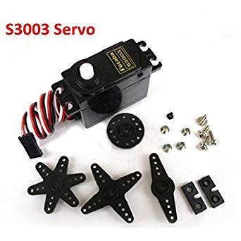 S3003 12 KG 180 Derece Servo Motor