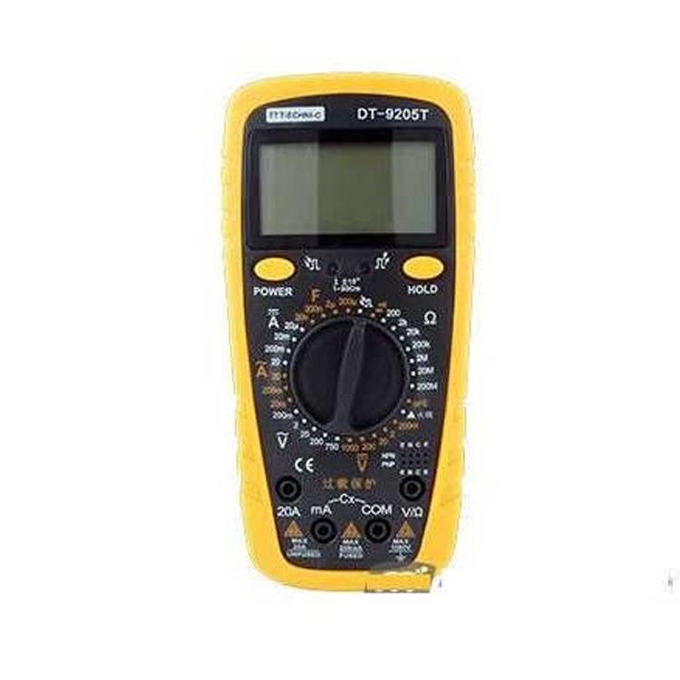 T-9205T Dijital Multimetre