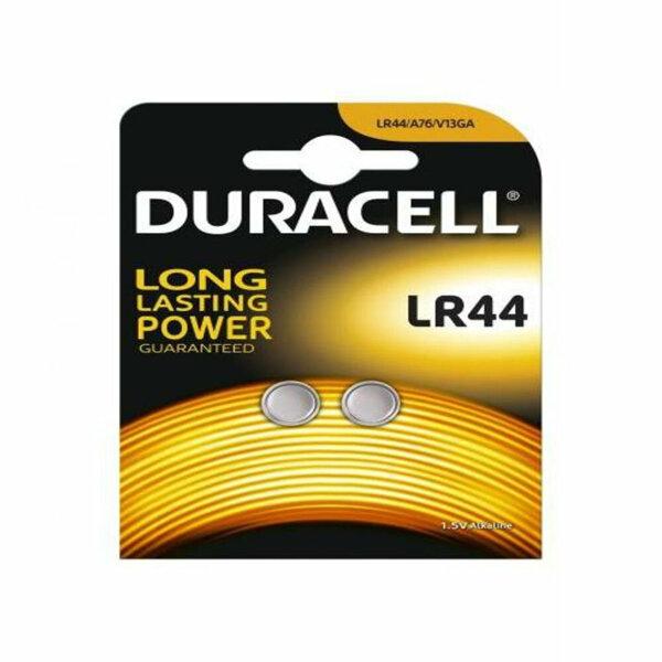 Duracell LR44 Pil 2li Paket