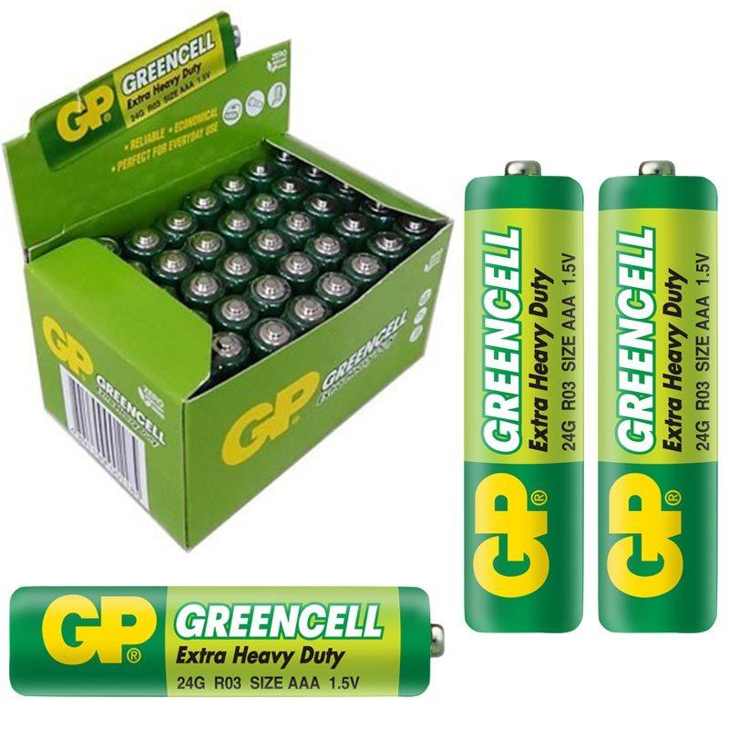 GP Greencell AAA Pil 2li