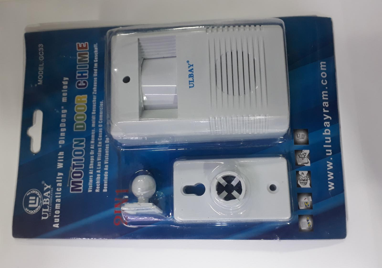 GC-33 Ulbay Kapı Hareket Sensörü