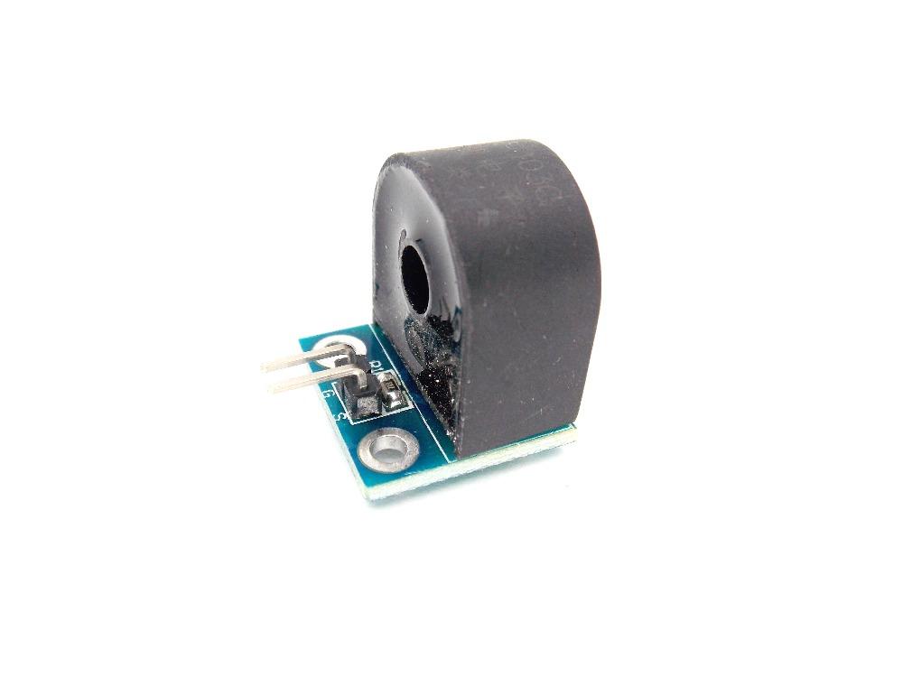 5A lik Tek Fazlı AC Akım Sensör Modülü