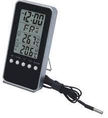 ET6801C LCD Termometre