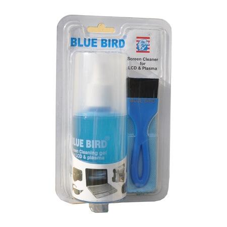 Bluebird LCD ve Plazma için Ekran Temizleyici Seti