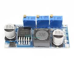 LM2596 Lityum Batarya Şarj Modülü