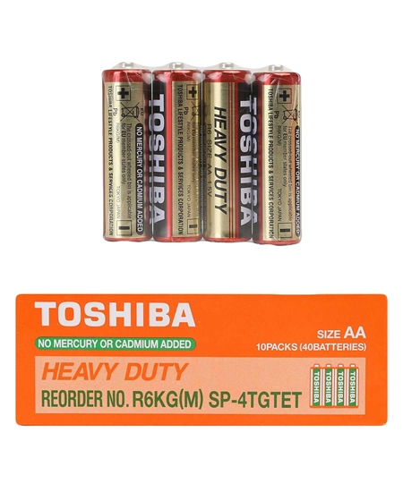 Toshiba AA Pil 4 lü